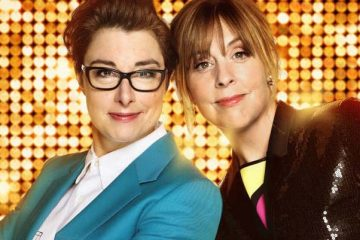 mel and sue are your hosts for the new generation game