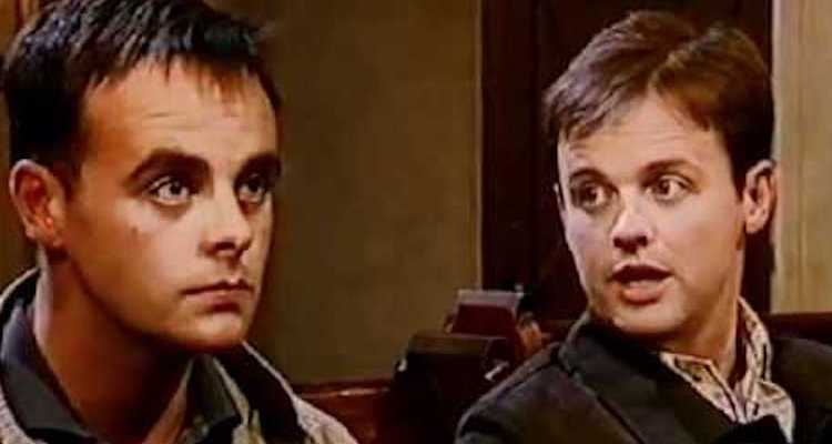 ant and dec strain no hiding place a tribute to the likely lads