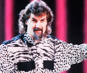 Billy Connolly entertains a celebrity audience in an audience with billy connolly