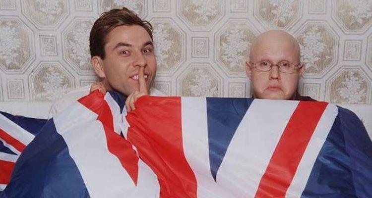 matt lucas and david walliams star in the original Little Britain series on the radio