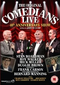 the comedians 40th anniversary