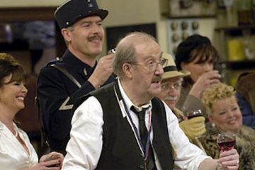 popular sitcom allo also returns for a one off special the return of allo allo