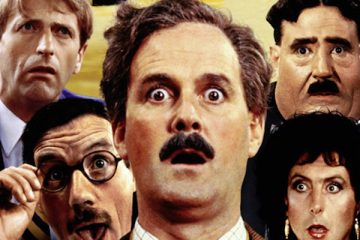 monty python's surreal film pofering the meaning of life