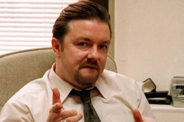 ricky gervais returns as david brent in the office christmas specials