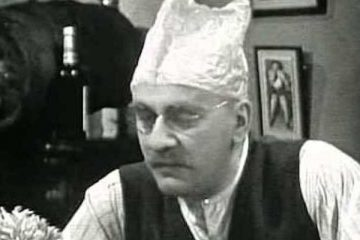 warren mitchell stars as alf garnet in the 1966 Till death Us Do Part Christmas Special
