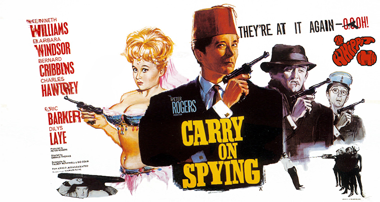 Carry On Spying - 1964 - British Classic Comedy