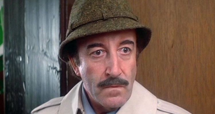 Peter Sellers stars as Inspecter clouseau in the second installment of the popular film series