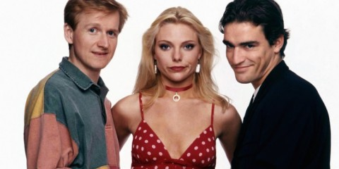 Before Eastenders Samantha Womack was Game On in the hit 90's BBC sitcom