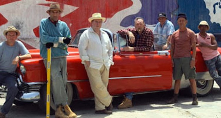 it's off to cuba in the final series of auf wiedersehen pet