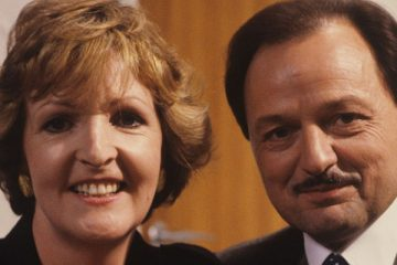 Peter Bowles takes over from geoffrety palmer for series two of Executive Stress