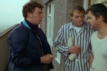 James Bolam and rodney Bewes are back as Bob and Terry for the liklely lads big screen outing