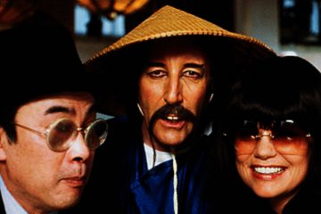 peter sellers retuns one last time as inspector clouseau in the revenge of the pink panther