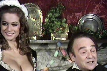 saucy goings on with the carry on team in carry on christmas