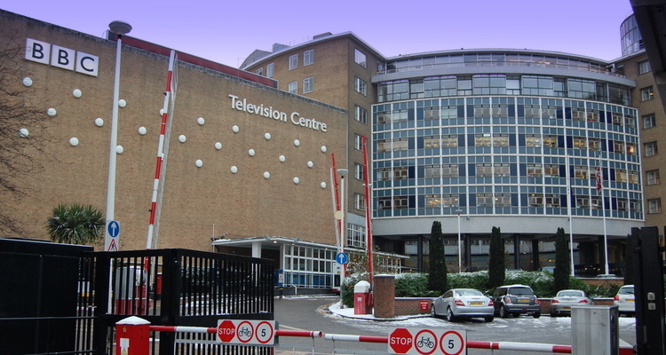 Former home to the BBC televisio centre