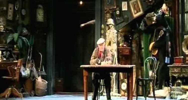 The final Steptoe chapter is played out on stage in Murder At Oil Drum Lane