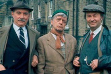 last of the summer wine original trio from pilot to end of series two