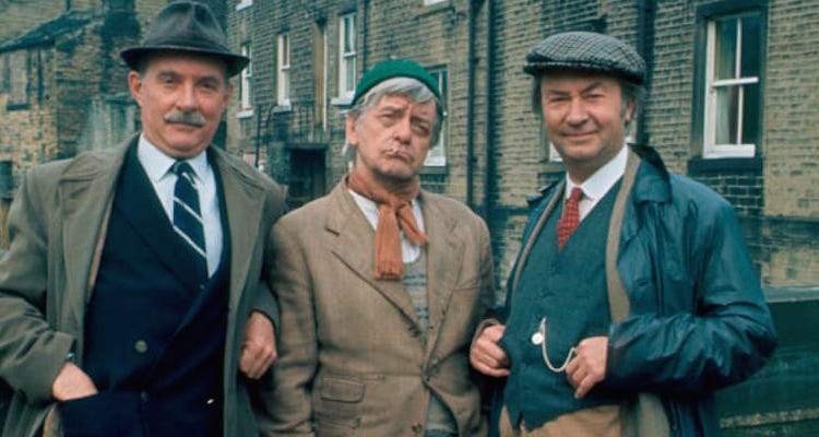last of the summer wine the michael bates years