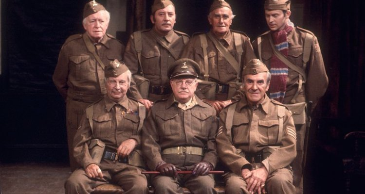 Dad's Army Original Cast