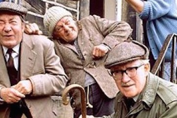 Brian Wilde joins Peter Sallis and bill owen in series 3 of last of the summer wine
