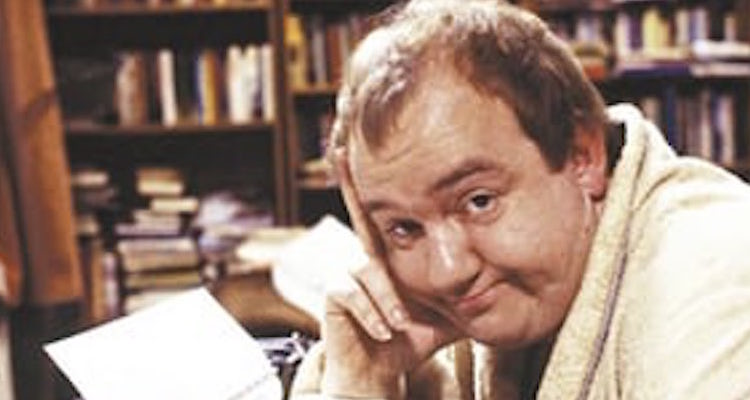 mel smith stars in his only sitcom colin's sandwich