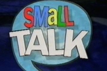 small talk gameshow logo