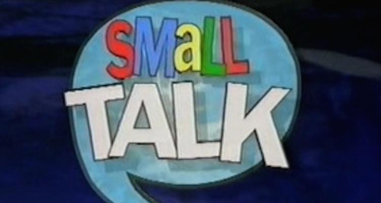 small talk gameshow logo
