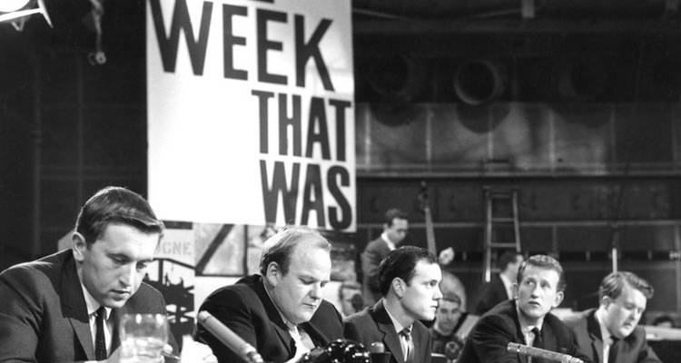 david frost hosts that was the week that was