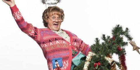 mrs brown's boys first christmas special 2011