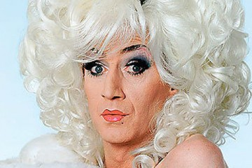 Paul O'Gradsy stars as his hilarious comedy character Lily Savage in an evening with lilly savage