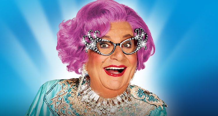 dame edna presents one of tv's most outrageous game shows: Dame Edna's Neighbourhood Watch