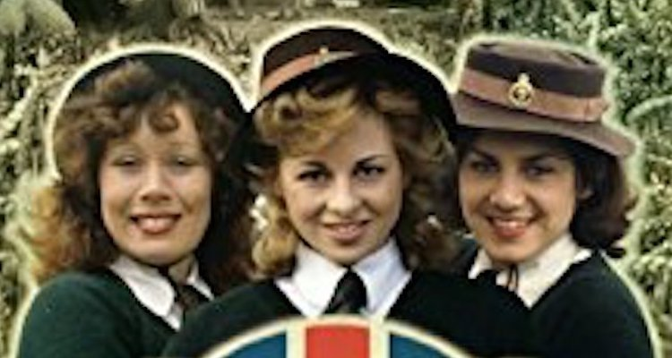 Backs to the land the itv 1970's sitcom focusing on the women's land army