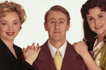 nicholas lyndhurst is time tavelling TV repar man Gary Sparrow