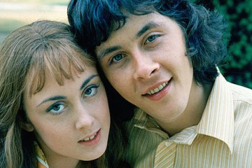 richard beckinsale and paula wilcox are the lovers