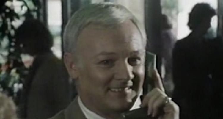 John inman stars as Mr jones in take a letter mr jones