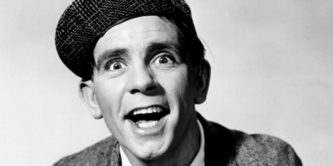 norman wisdom in his early years