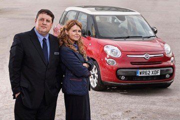 Peter kay is to return to the bbc with a new six part series looking back on his career to date