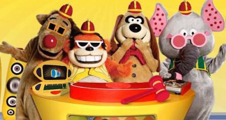 Hit Kids TV show The Banana Splits