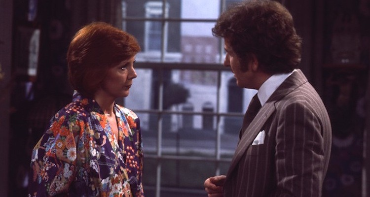 Cilla Black tries her hand at sitcom