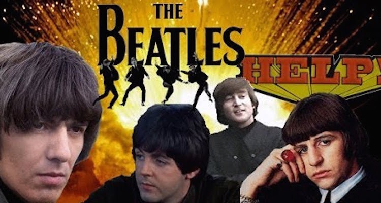 Second feature film from the fab four Help