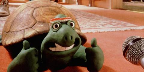 Aardman Animations ITV series