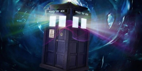 doctor who's iconic tardis