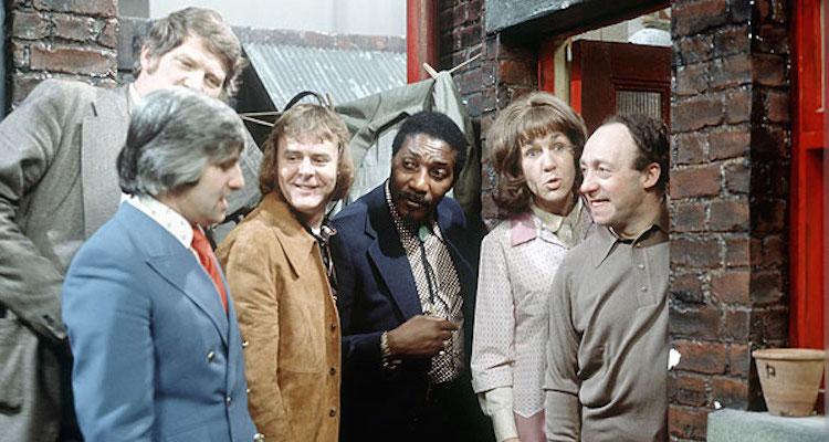 Ken Jones stars in this 1970's ITV forerunner to Carla Lane's 1980's hit Bread