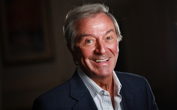 Des O' Connor presents the ITV entertainment show Des O' Connor Tonight