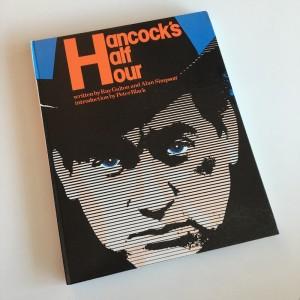 hancock's half hour scripts book