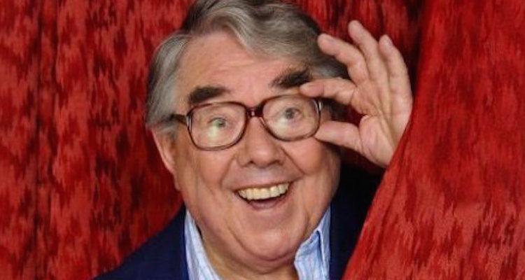 Comedy legend Ronnie Corbett