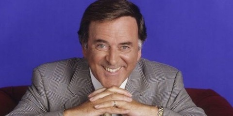 the late sir terry wogan one of britain's most loved entertainers
