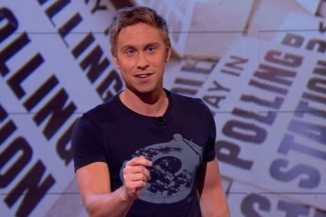 russell howard presnts his hot tv show russell howard's good news