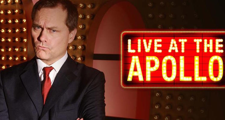 jack dee hosted the first two series of live at the apollo