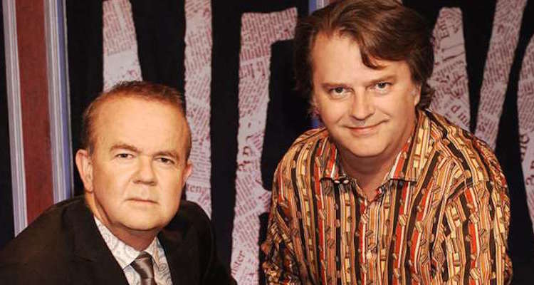 Ian hislop and paul Merton are your team captains for have i got news for you
