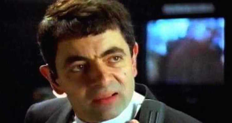 rowan atkinson plays a secret agent for barclaycard ads